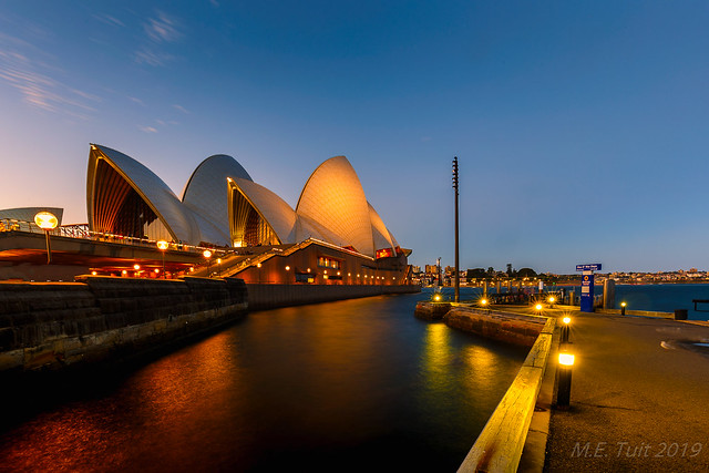 Awesome architecture @ Sydney