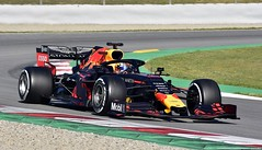 Red Bull RB15 / Pierre Gasly / FRA / Red Bull Racing Formula One Team