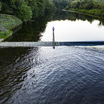 River Ribble Weir