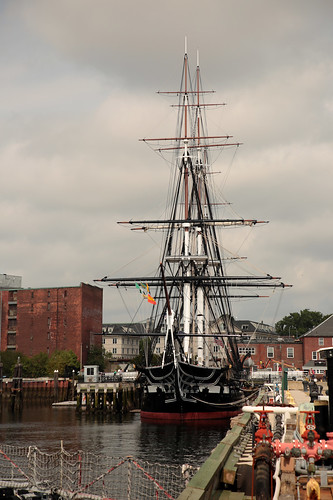 Charlestown Navy Yard: USS Constitution