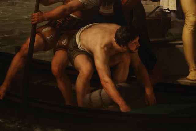 Cristoforo Colombo in partenza per le Americhe (1826-28)