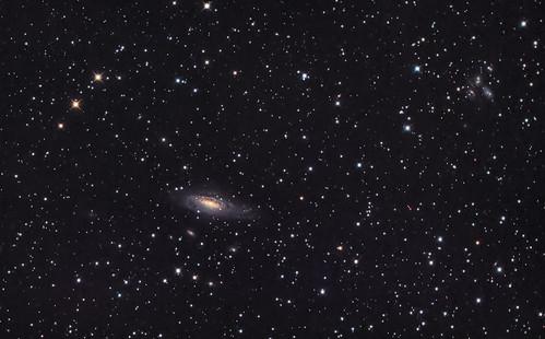 NGC7331 y Quinteto de Stephan