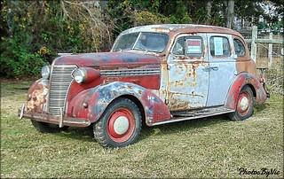 Unrestored Chevy