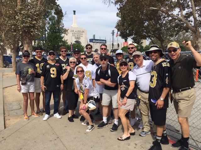 2019 LA Football Trip