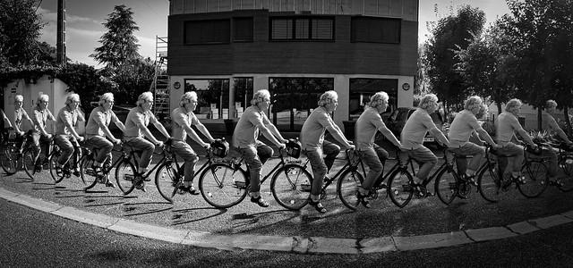 Portrait of JJ_REY riding a bicycle