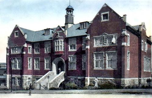 St. Mary's College, Berg Street, Jeppestown, Johannesburg