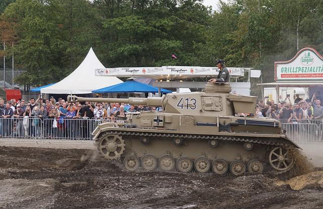 Panzerkampfwagen IV/G (Sd. Kfz 161) @ Stahl auf der Heide 2019