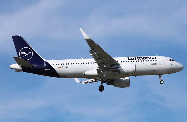 D-AIWH Airbus A320-214 Lufthansa