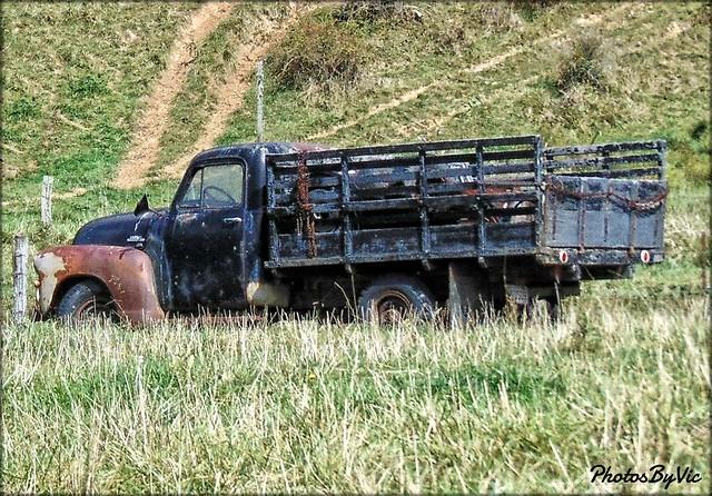 GMC Farm Truck