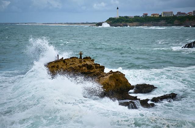La roca del naufragi / Shipwreck rock