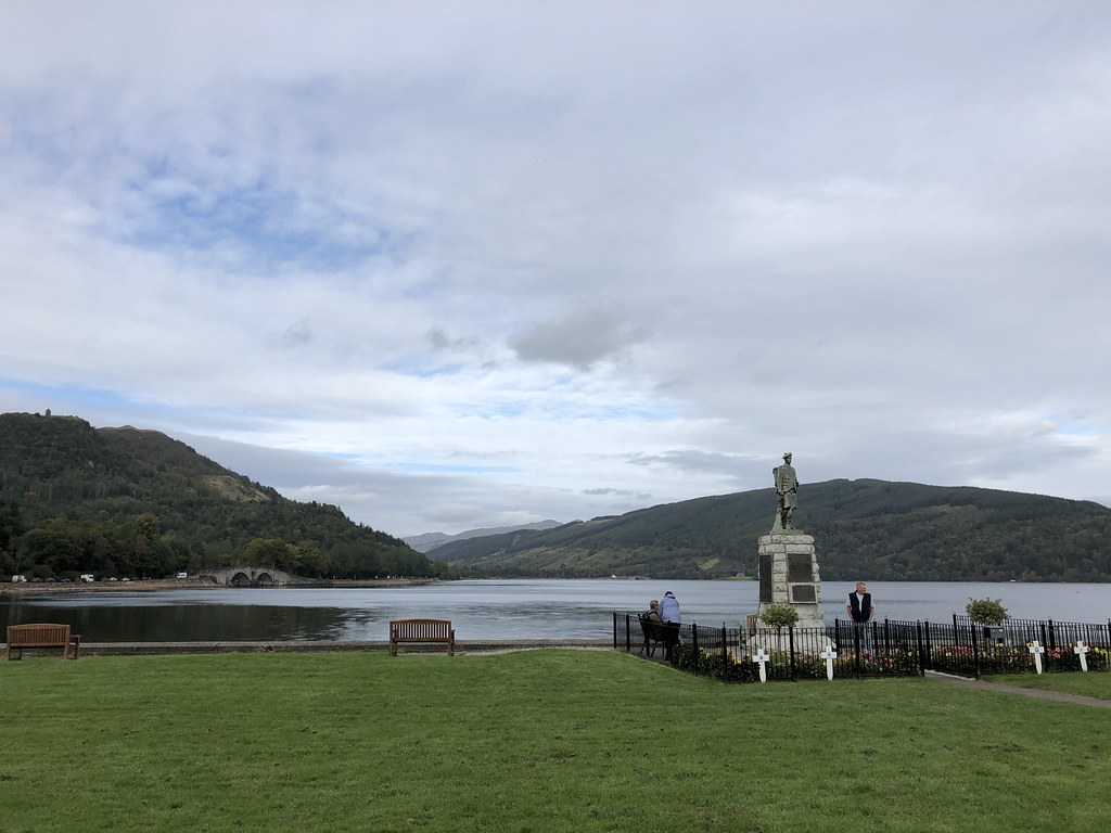 Loch Fyne from Inveraray