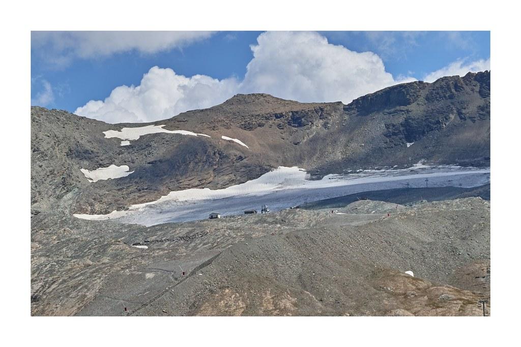 Glacier du Pisaillas