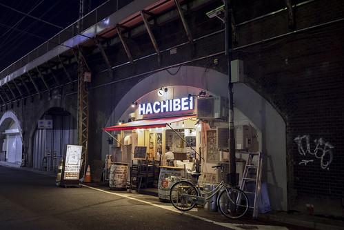 Inside Tokyo - Hachibei