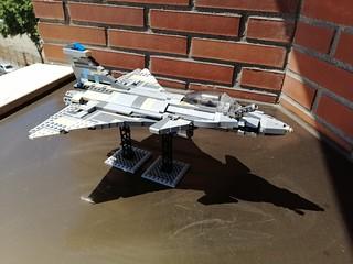 Dassault Rafale lego