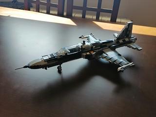 F5 Tiger lego