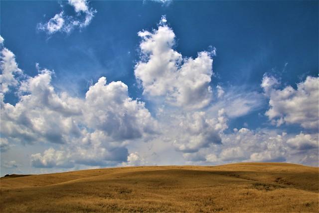 Tuscany sky