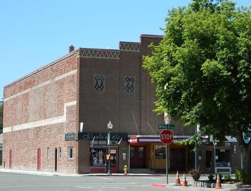 Main Street Alturas, CA