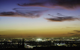 Orange County after Sunset