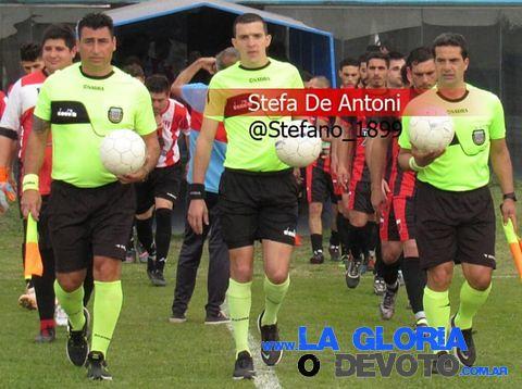 Gelly-Pinzón. Liga local. 17/09/19
