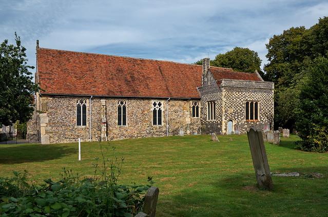 St Mildred's Church, Canterbury