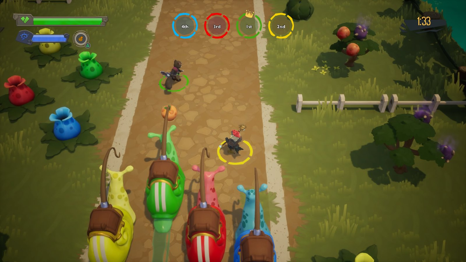 48751510018 0298c3ad9b h - Fette Bosse und bizarre Minispiele erwarten euch im kompetitiven Dungeon-Crawler ReadySet Heroes