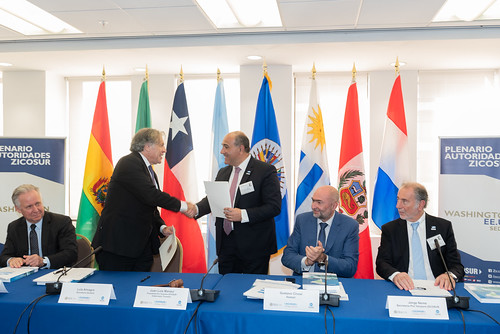OAS and ZICOSUR to Work Together to Improve Competitiveness and Institutional Strengthening