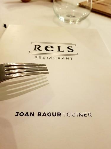 RELS Restaurant. Ciutadella, Menorca