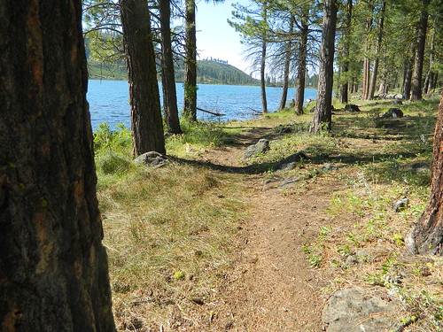 Lake Trail @ Blue Lake Modoc