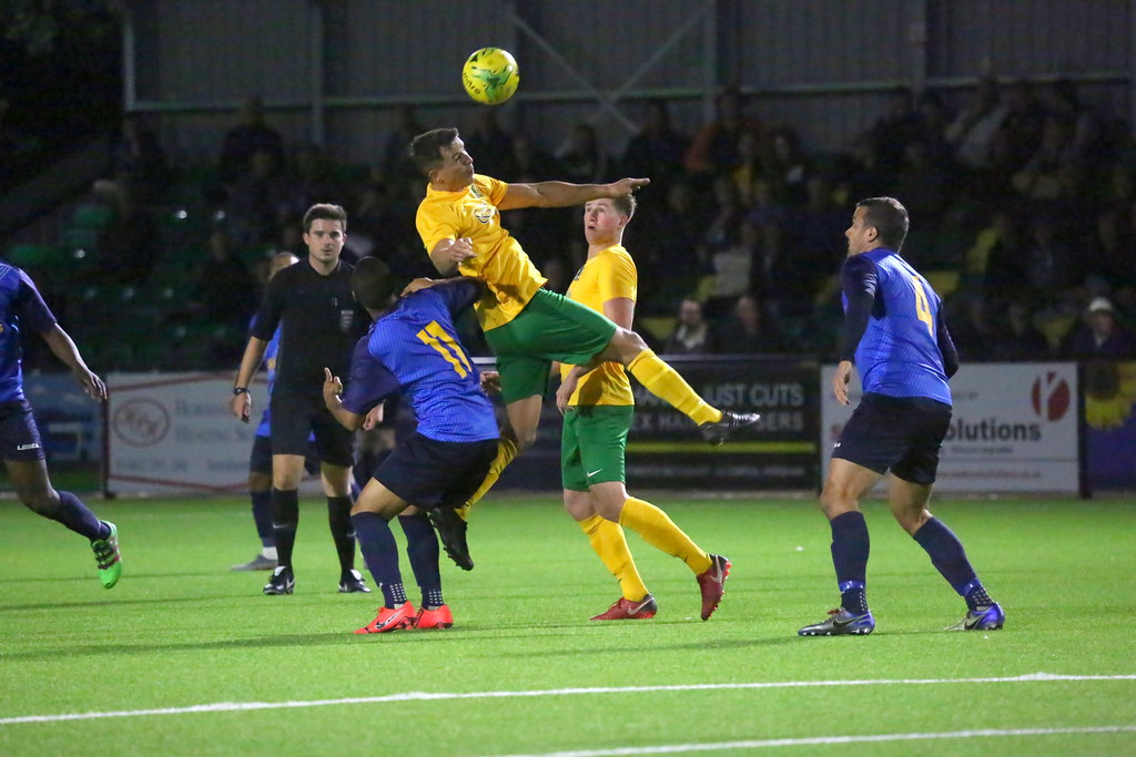 Horsham v Wingate & Finchley 17.9.2019