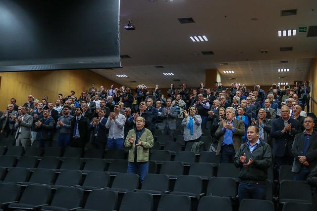 Sessão Solene do Conselho Deliberativo em homenagem aos 116 anos do Grêmio