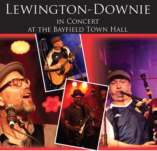 BACC - Lewington-Downie Poster