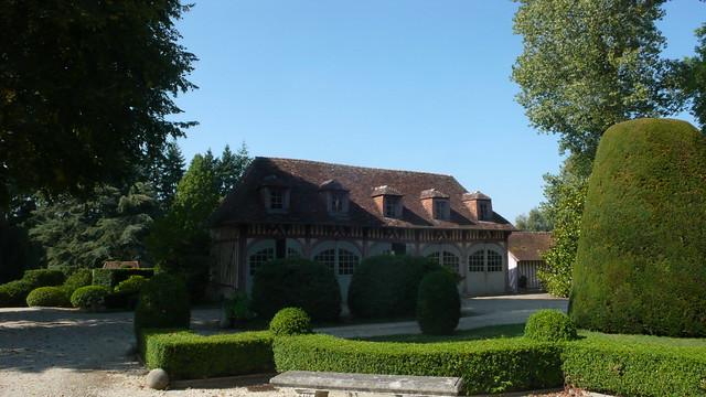 Ouilly-Le-Vicomte - Château de Boutemont