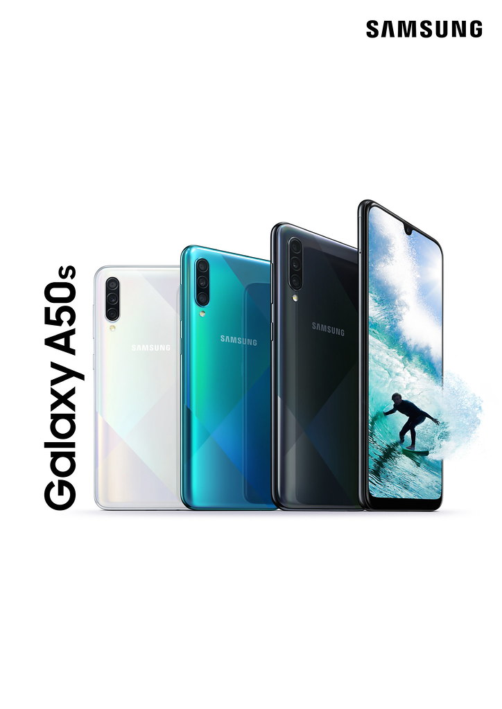 Galaxy A50s_keyvisual