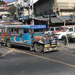 02447 (907) 09-02-2019 Jeepney AYT-895 Mabini Street to Gen. Luna Drive near Burnham Park, Baguio, Philippines.