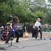kevinrubin posted a photo:Terminal Fury playing at the SOS & Friends Part 2 concert in Tompkins Square Park.