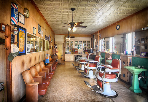 barbershop smalltowns texas