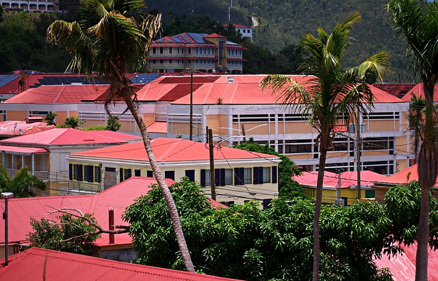 Taking it to the City Streets-Charlotte Amalie #45