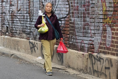 Manhattan (Chinatown), NYC