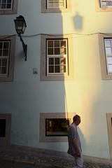 Walking around Bairro Alto #street #lisbon #portugal #t3mujinpack