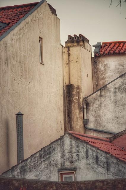Rooftops of Alfama