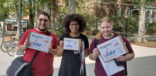 EKU Voter Registration 9-17-19