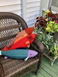 More Autumn Fish