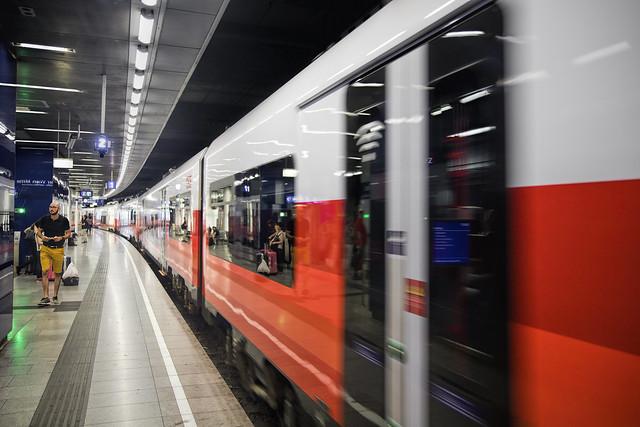 Landstraßer Hauptbahnhof