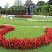 Dans les jardins du château de Schönbrunn