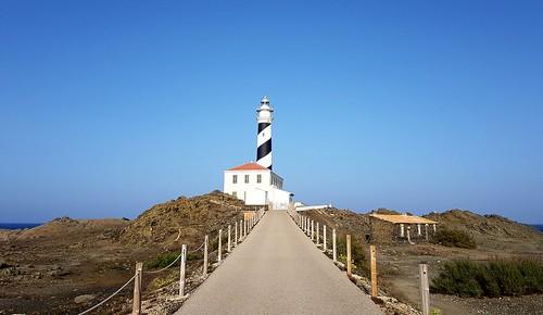 Far de Favàritx, Menorca.