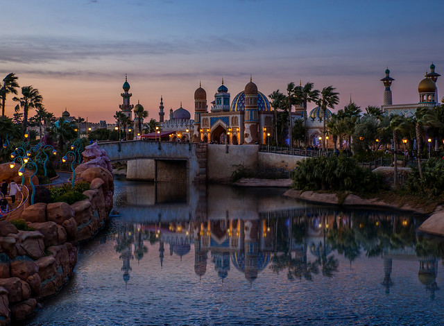 Arabian Sunsets