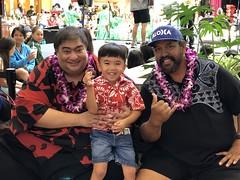 Hawaiian Electric at Na Mele Koolaupoko Song Contest - Sept. 14, 2019: Smiles and shaka for everyone!