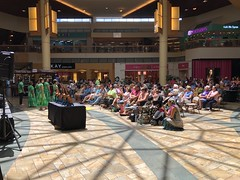 Hawaiian Electric at Na Mele Koolaupoko Song Contest - Sept. 14, 2019: What a turnout!