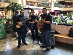 Hawaiian Electric at Na Mele Koolaupoko Song Contest - Sept. 14, 2019: Dressed to impress.