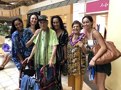 Hawaiian Electric at Na Mele Koolaupoko Song Contest - Sept. 14, 2019: Attendees of all ages found enjoyment in Na Mele Koolaupoko.